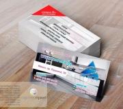 Дизайн визитки зов мебель (2)