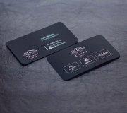 VIP визитки на тачковер dozari