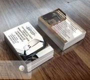 Дизайн визитки грузоперевозки (2)