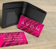 Дизайн пластиковой карты avon (2)